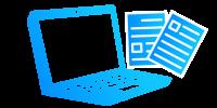 CX icone - courses content