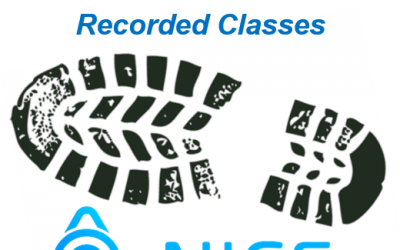 NICE Bootcamp (English) – Recorded Classes – Class of January/2021